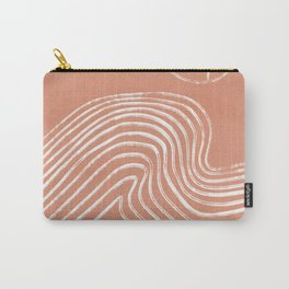 Watching riding a wave - boho Carry-All Pouch