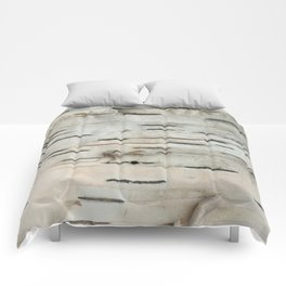 Birch Tree Bark Comforters