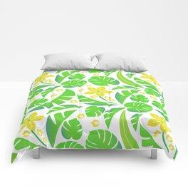PERROQUET FLOWERS Comforters