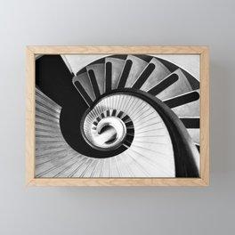 Spiral Framed Mini Art Print