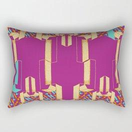 Number 1 - V2 Rectangular Pillow