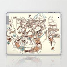Secret Lives of Luggage Laptop & iPad Skin