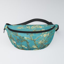 Vincent Van Gogh Blossoming Almond Tree Fanny Pack