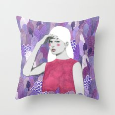 Dalila Throw Pillow