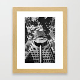 Pecunia Framed Art Print