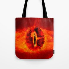 Eye of Sauron - Painting Style Tote Bag