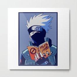 Ninja - Icha Icha Tactics Metal Print