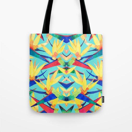Summer Tropics Tote Bag