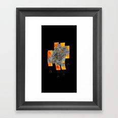 Original mix Framed Art Print