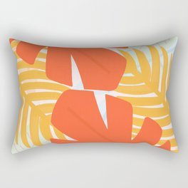 Leaves Rectangular Pillow