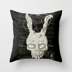 Frank's Prophecy Throw Pillow