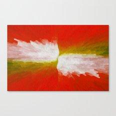 Senza Canvas Print