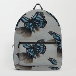 Les papillons de l'amour magique Backpack