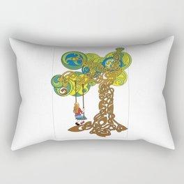 The Dream Tree Rectangular Pillow