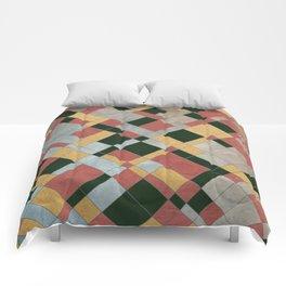 Tiling Mosaic Comforters