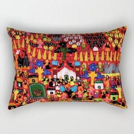 From Pipli Rectangular Pillow