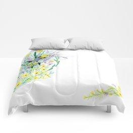 Summer Gold Comforters