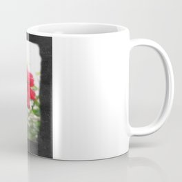 Red Rose with Light 1 Blank P4F0 Coffee Mug