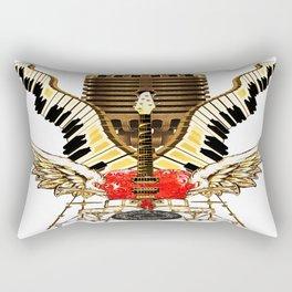 Music therapy Rectangular Pillow