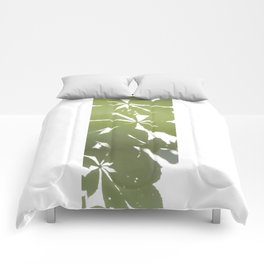 #Forest shadows Comforters
