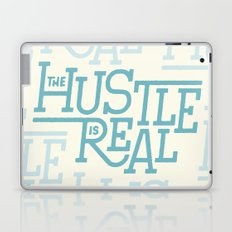 The Hustle is Real Laptop & iPad Skin