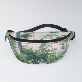 Spring Tree Branches Fanny Pack