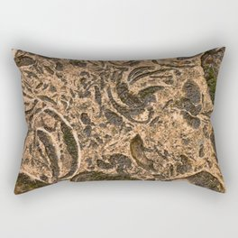 Stone background 3 Rectangular Pillow