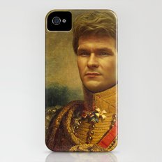 Patrick Swayze - replaceface iPhone (4, 4s) Slim Case