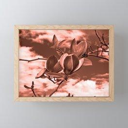 Magic Magnolia Sound Framed Mini Art Print