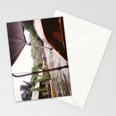 River Kwai Village - Thailand Stationery Cards