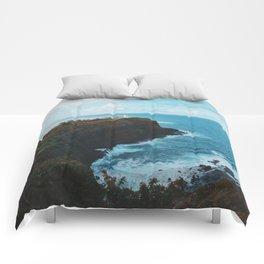 Kilauea Lighthouse Comforters