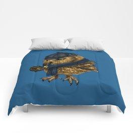 Sherlock // owl Comforters