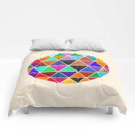 Geodesic II Comforters
