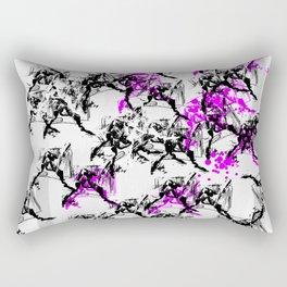 Smash Pattern Clash Rectangular Pillow