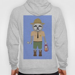 Sloth Ranger with lamp Hoody