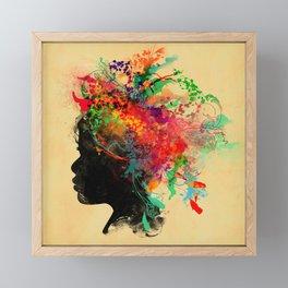 Wildchild Framed Mini Art Print