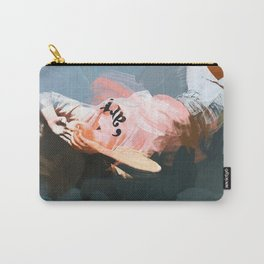 Floored Carry-All Pouch
