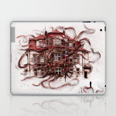 Lebendige Zeit Laptop & iPad Skin