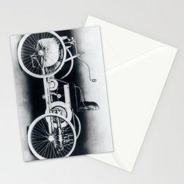 Ford quadricycle Stationery Cards
