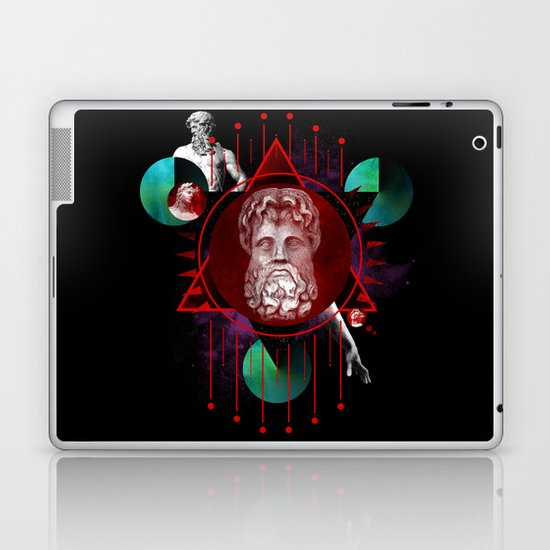 Geometric Gods Laptop & iPad Skin