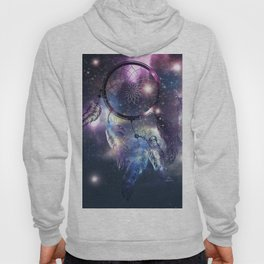 Cosmic Dreamcatcher design Hoody