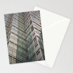 City Chevron Stationery Cards