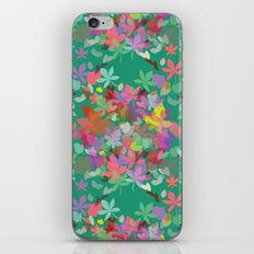 autumn is a second spring iPhone & iPod Skin