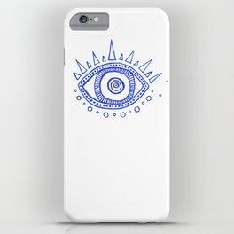 Evil Eye III iPhone Case