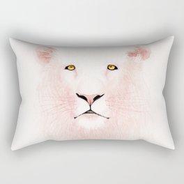 Unfinished Melancholy #5 Rectangular Pillow