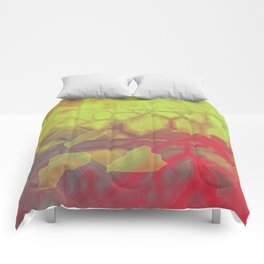 future fantasy eruption Comforters