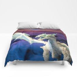 Ice Dragon 4 Comforters