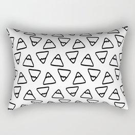 Turvy Mountains Rectangular Pillow