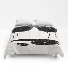 Expand Your Horizon II Comforters