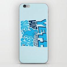 Successful Yeti Hunt iPhone & iPod Skin